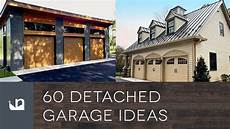 60 detached garage ideas youtube