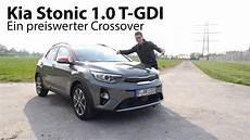 2019 kia stonic 1 0 t gdi dct spirit fahrbericht