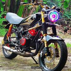 King Modif by Koleksi Ide Modifikasi Motor Rx King Touring Terlengkap