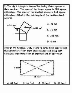 applications of the pythagorean theorem word problems by