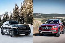 luxury suv rumble in the rockies 2019 audi q8 vs 2020