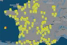 carte gilet jaune blocage blocages gilets jaunes la carte des blocages pr 233 vus ce
