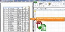 convert pdf to excel without pdf converter wmfexcel