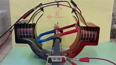 مبدأ إشتغال المحرك الكهربائي ـ قوة لبلاص moteur