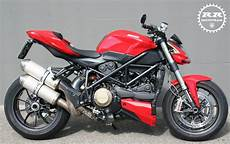 Ducati 1098 Streetfighter S R R Mototeam Gmbh Frauenfeld