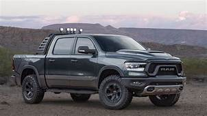 2019 Ram 1500 Goes Up And Down For SEMA  Roadshow