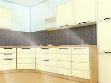 How To Do Backsplash In Kitchen How To Install A Kitchen Backsplash With Pictures Wikihow