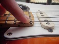 Fender Stratocaster Height Adjustment And