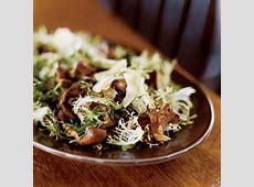 warm chanterelle salad_image