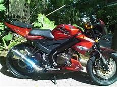 Vixion Modif Moge by Just A With Some Info Modifikasi Vixion