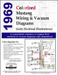 1969 ford mustang engine diagram 1969 mustang service manual and reference books