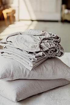light grey linen sheet magiclinen