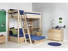 Hochbett Mit Schreibtisch F 252 R Das Kinderzimmer