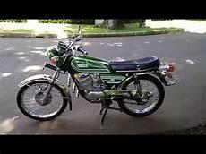 Yamaha L2 Modif by Dijual Yamaha Rs100 1976 Green Sold