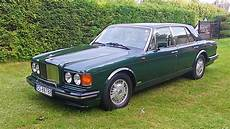 Bentley Turbo R Acceleration And Exhaust Sound Review