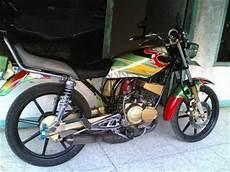 Yamaha Rx King Modifikasi by Best Modifikasi Yamaha Rx King Modifikasi Dan Spesifikasi