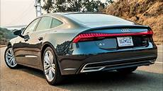 audi a7 2019 audi a7 quattro five door coupe delivers