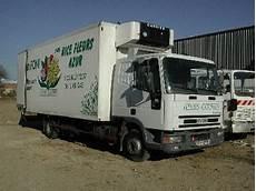 camion iveco caisse frigo vendu occasion vendu