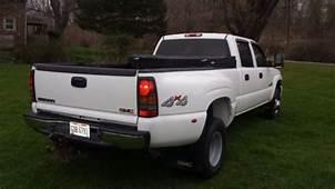 Find Used 2007 GMC Sierra 3500 Classic SLE Crew Cab Pickup