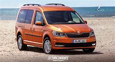 Should Skoda S All New Roomster Be So Vw Caddy Like