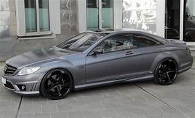 Anderson Germany Mercedes CL 65 AMG Grey Stone Edition