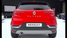 renault captur 2020 2020 renault captur exterior and interior