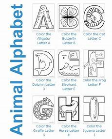 animal letter worksheets 13939 color the animal alphabet id 233 er skola skoltips