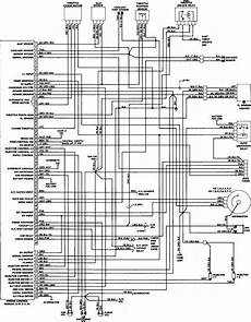 Dodge W100 1988 Engine Wiring Diagram All About