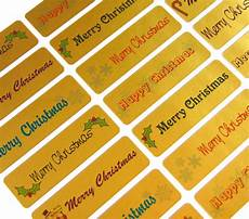 merry happy christmas greeting stickers labels for cards envelopes xg4413 ebay