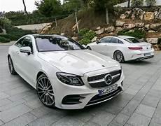 Mercedes E Class Coupe 2017 International