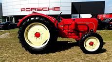 1960 porsche tractor diesel typ l318 classic