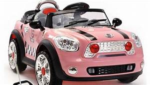 Mini Cooper Style Ride On Kids Car Power & Switch Checks