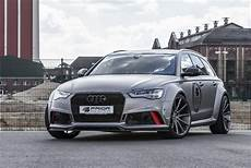 Prior Design S Pd600r Kit Helps Audi A6 Avant Rs6 Flex