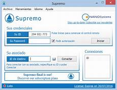 supremo remote supremo remote desktop descargar