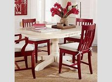Top 20 Red Dining Table Sets   Dining Room Ideas
