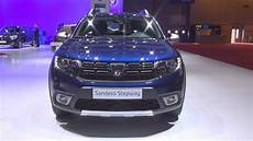 Dacia Sandero Stepway Tce 90 Easy R 2017 Exterior And