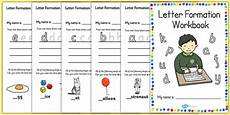 handwriting worksheets letter formation 21462 letter formation workbook a z education home school child