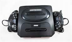 new sega genesis console sega genesis v2 system console in great condition
