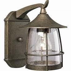progress lighting prairie 1 light outdoor wall lantern reviews wayfair
