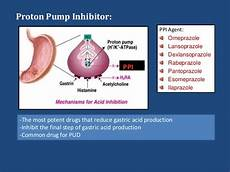 Proton Inhibitors Are Medications Known As