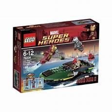 iron extremis sea battle lego iron extremis sea battle set 76006