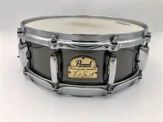 chad smith snare pearl 5x14 chad smith signature snare signed by chad reverb