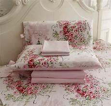fadfay 100 cotton bedding 4pcs rose floral duvet