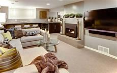 renovieren ideen wohnzimmer basement finishing ideas in modern decor inspirationseek