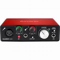 focusrite 2i2 focusrite usb 2 0 audio interface 2nd generation ebay