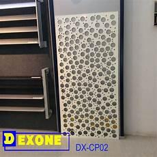 panneau decoratif aluminium aluminum perforated decorative panel for fence screen and