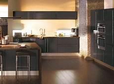 cuisine couleur wengé tendance cuisine et un jeu pour gagner une cuisine hygena