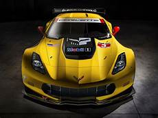 corvette c7r race car look
