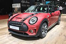 new 2019 mini clubman facelift breaks cover at shanghai