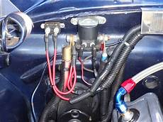 Classic Car No Crank No Start